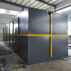 美信沃旗工厂废水处理装置 中水回用污水处理设备WQWS-100