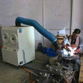 适用于机器人焊接烟雾除尘器