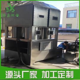 烟气除尘器 锅炉烟气脱硫除尘设备――隆鑫环保