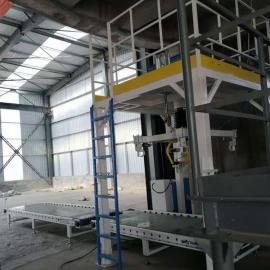 广志500公斤吨包机重力式吨袋包装机GZM