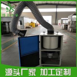 焊接烟尘处理设备 焊接烟尘净化器――隆鑫环保