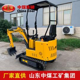 中煤柴油微型挖掘�C作用HC10-8