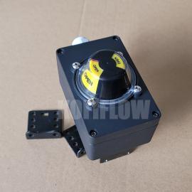 KOFI FLOW��娱y信�反�器 方�w型位置�送器微�娱_�PALS-100