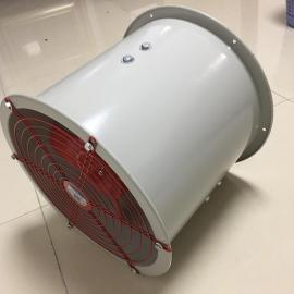 防爆�S流�L�C/固定式/220V/0.55KW/�~�直��400MM低噪��p面�W