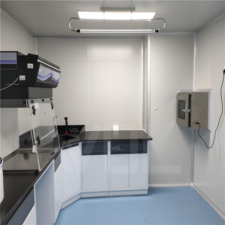 WOL医疗微生物实验室设计建设WOL-YL-066