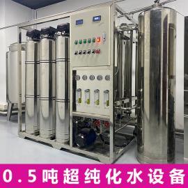 澜洋大型RO反渗透纯净水纯化水处理设备超纯水设备过滤设备CHS―001