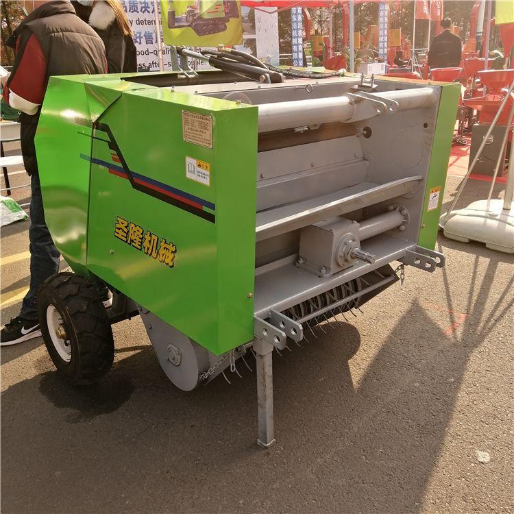 秸秆回收专用捆草机打捆机