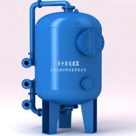 水处理碳钢多介质过滤器美信沃旗WQGL