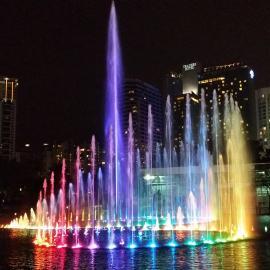 水云间公园、小区、酒店、广场喷泉水景设计施工-