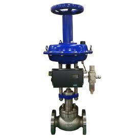 良工气动薄膜蒸汽减温减压调节阀ZXP