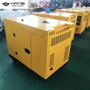 HANSI翰丝15千瓦静音柴油发电机HS18000T/TS