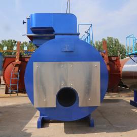 中太股份4吨 天然气 超低氮 环保 撬装 蒸汽 锅炉环保节能