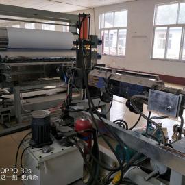 艾斯曼机械PVC/PET/PP/PS板片材挤出生产线75/44