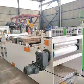 艾斯曼机械pet彩色片生产线、ps/pp/pe片材生产线设备75/44