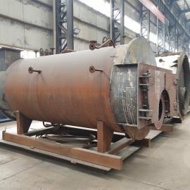 中太股份8吨冷凝式蒸汽锅炉超低氮节能燃油燃气锅炉WNS8-1.25-YQ