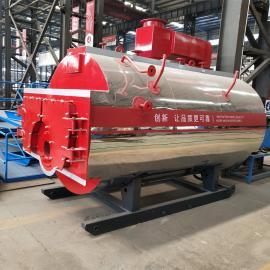中太锅炉超低氮2吨燃气蒸汽锅炉 节能 环保 使用寿命长WNS2-1.25YQ