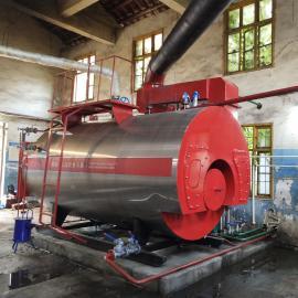 1蒸吨天然气锅炉 天然气huan保锅炉