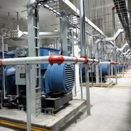 绿联净化 柴发黑烟净化器,柴油机干式净化器,自动电磁阀防堵塞黑烟治理设备