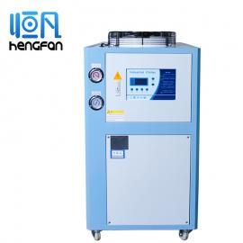 恒凡工业冷水机水冷风冷式水循环小型5P制冷机注塑模具冷却降温机HF-05A 05W