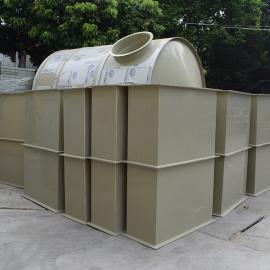 恒fanPP风管实验室通风管道弯头阀门PPbanjia工矩形方形圆管防腐耐酸HF-风管