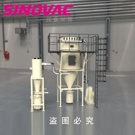 CVE真空除尘系统纸箱厂粉尘治理设备SINOVAC