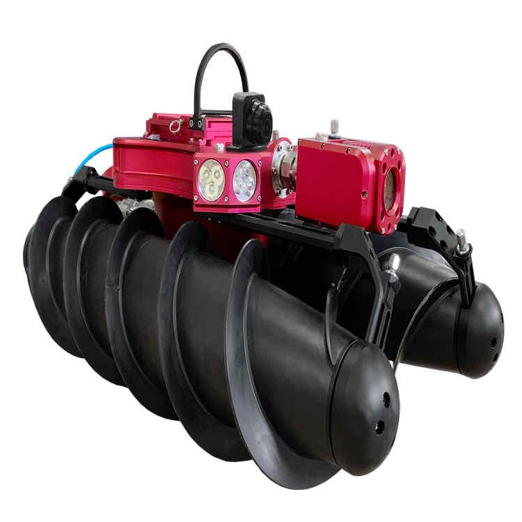 中仪股份 淤泥管道机器人镜头配置X5-HR