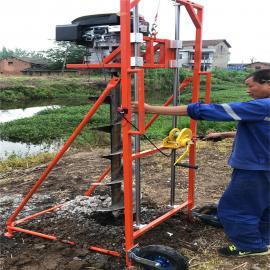 捷亚JYD-196A造电塔专用电线杆打洞机轻松化作业