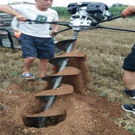 捷亚JYD-196A电力栽杆打桩钻孔机轻巧灵便