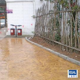 压膜地坪 可以在现浇混凝土表面做石材的廉价铺装异美5867