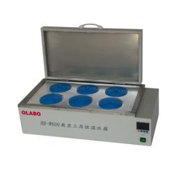 欧莱博电热恒温水箱 水浴锅 水温箱 煮沸消毒箱HH-W600