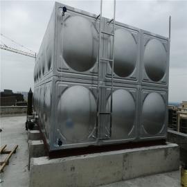 华腾达牌30吨不锈钢消防水箱HTD-XF30T