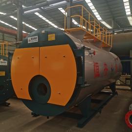 恒an锅炉(HENGANGUOLU)10吨燃油�ji�蒸汽锅炉WNS10-1.25-YQ