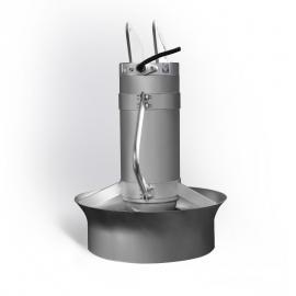 潜水推流器水大推力 大功率水下搅拌机QJB22/12-620/3-480S蓝宝石