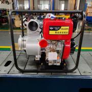 翰丝HANSI4寸柴油动力抽水泵HS40DPE