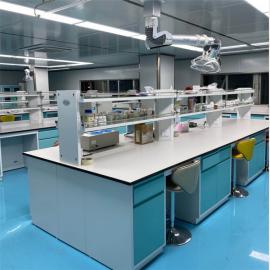 禄米理化室钢木实验台生产定制LUMI1263213