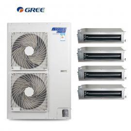 Gree格力Star户式中央空调380V外机 格力空调变频多联机GMV-H160WL/AS