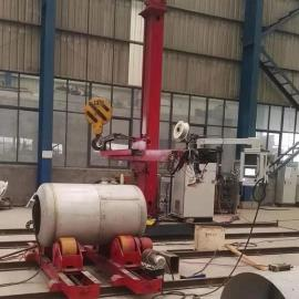 不锈钢罐体自动直缝焊机焊凌HLDLZ