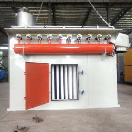 聚德塑烧板除尘器的优点10000风量