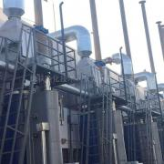 绿联净化沼气发电机尾气氮氧化物治理产品 去除NOx 烟气排放SCR脱硝系统
