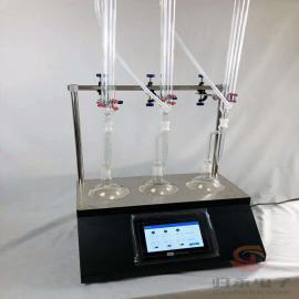 归永一体化水蒸汽智能蒸馏仪生产商GY-FSZLY