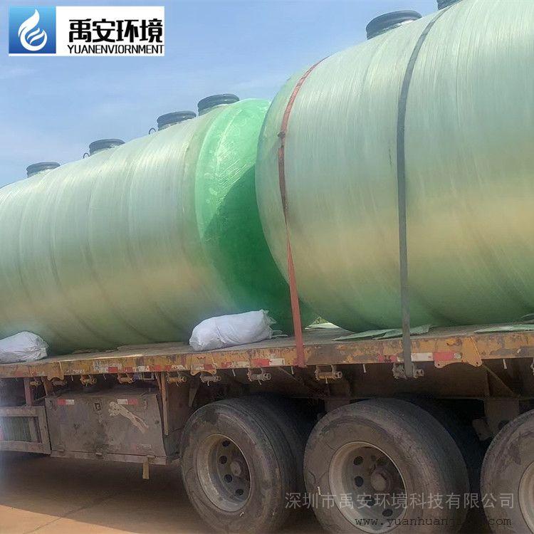 禹安环境特殊教育学校污水处理设备撬装式一体化MBR污水设备YASH-50T