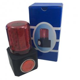鼎轩照明GMD4700磁力吸附声光报警器红色警示信号灯