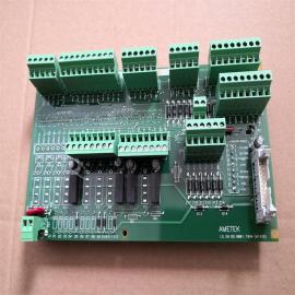 AMETEK阿美特克控制箱背板880112901S