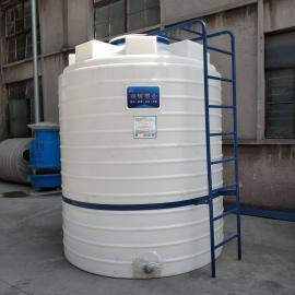 瑞辉反渗透塑料储水罐pe水塔水箱 搅拌桶外加剂复配罐10吨10000L