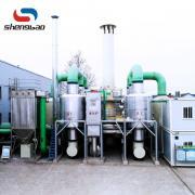 盛宝工业废气处理设备,VOCs废气治理