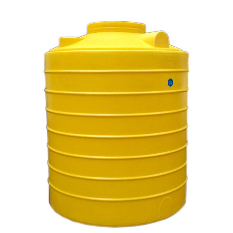 瑞辉塑料储水罐pe水塔储水箱絮凝剂储存桶减水剂化工桶1500L