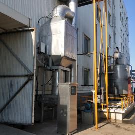 绿联净化 柴油锅炉烟气脱硝 燃气锅炉尾气氮氧化物治理 低温SCR脱硝系统