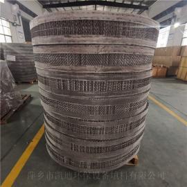 凯迪CY700型环氧乙烷技术改造丝网波纹不锈钢规整填料