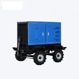 大泽动力500A柴you发电焊机山里焊接TO500A-J