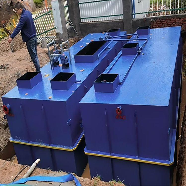 吉丰工业塑料清洗废水处理设备应用JF